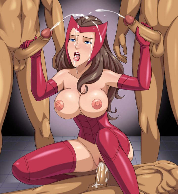 Super Heroes Porn - Part 2