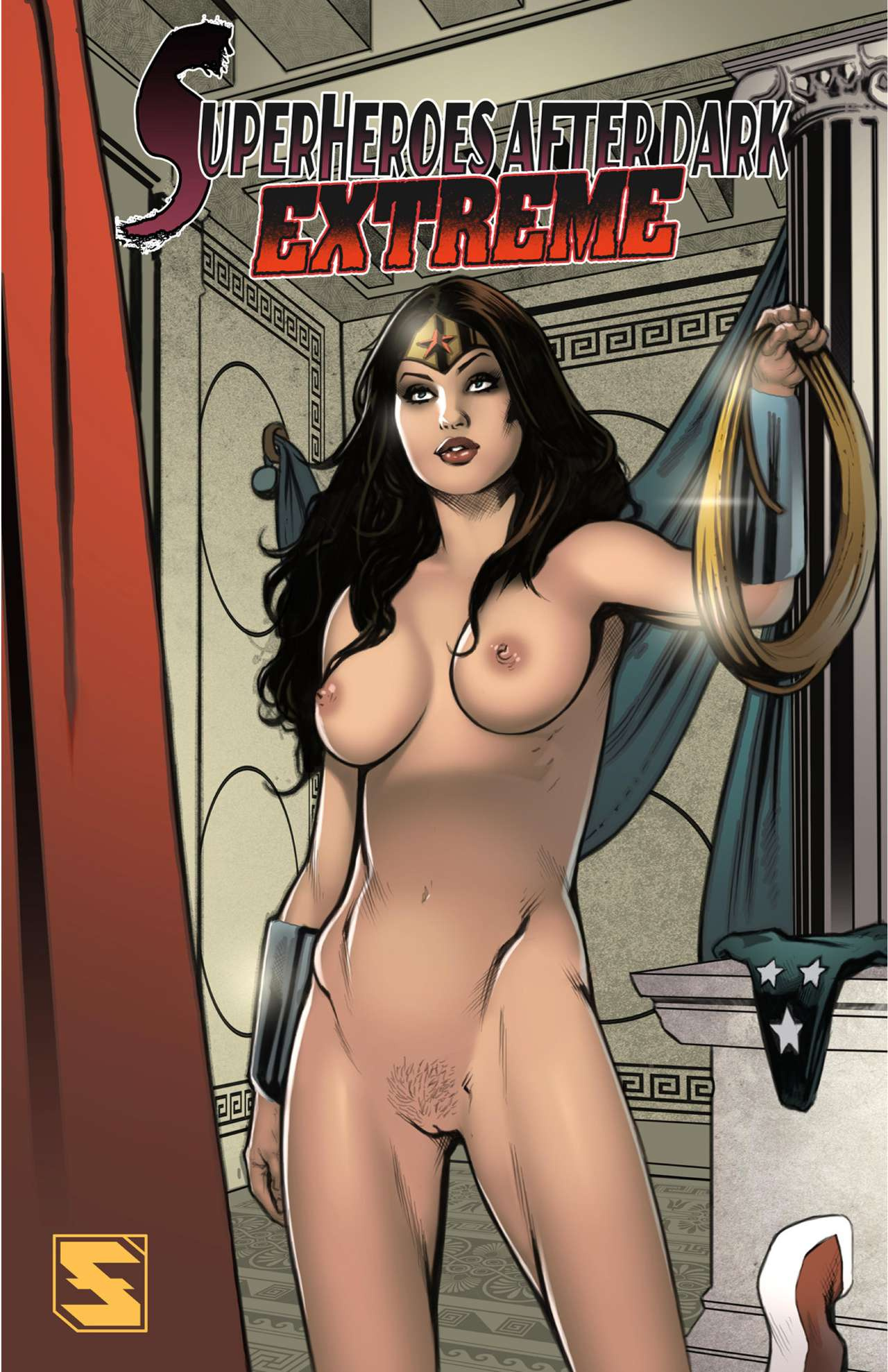 Super Heroes And Their Naughty Kinks